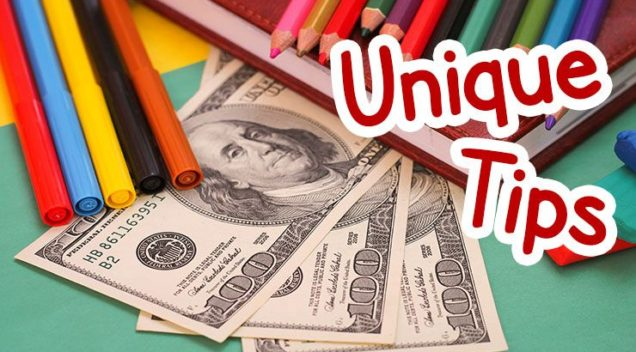 4 Unique back-to-school tips to save money