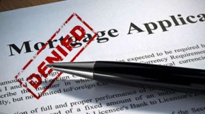 4 reasons for which you could be declined a mortgage