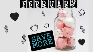 5 Ways to Save Money this February