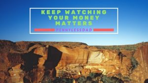 Keep Watching Your Money Matters